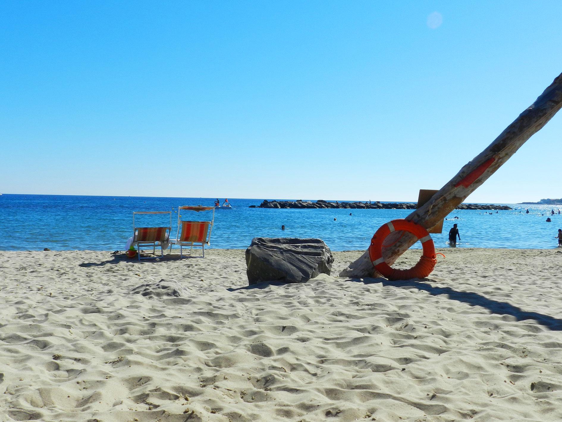 Italie plage