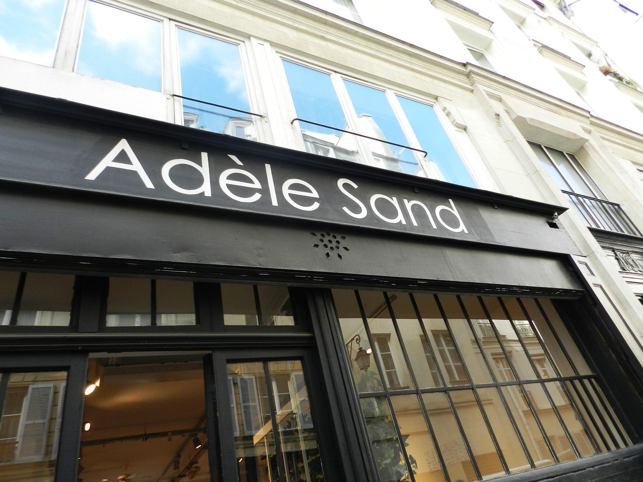 Adèle Sand