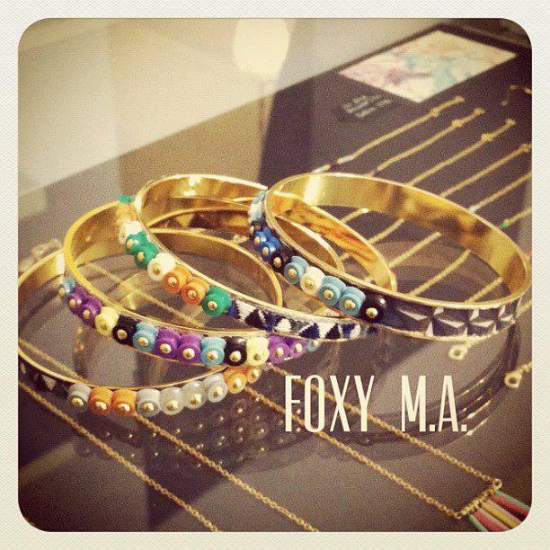 Foxy M.A