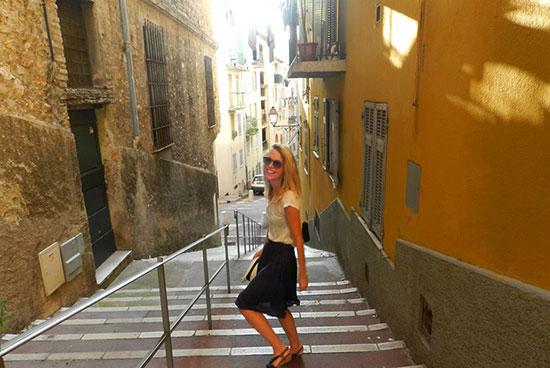 Summer in Nice