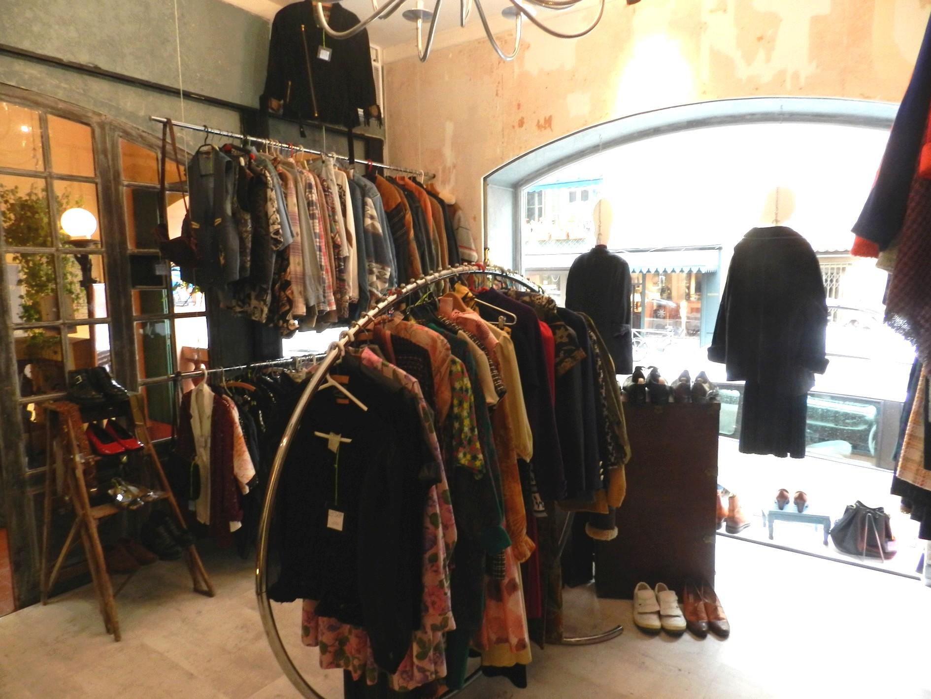Boutique vintage Nice