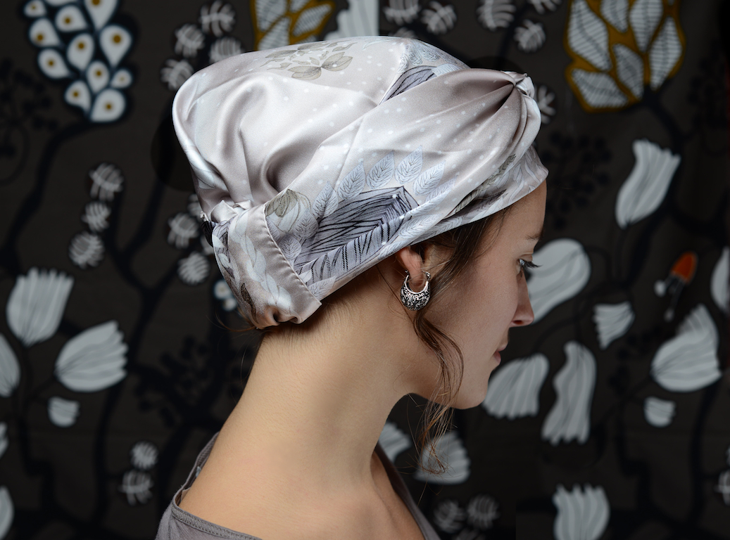 Les foulards d'Anna