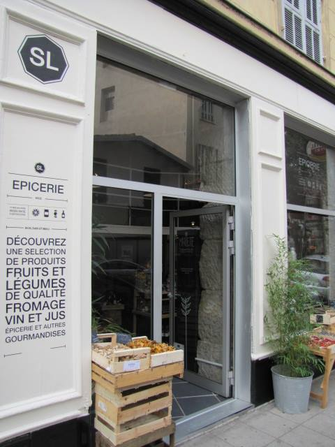 SL Epicerie Nice