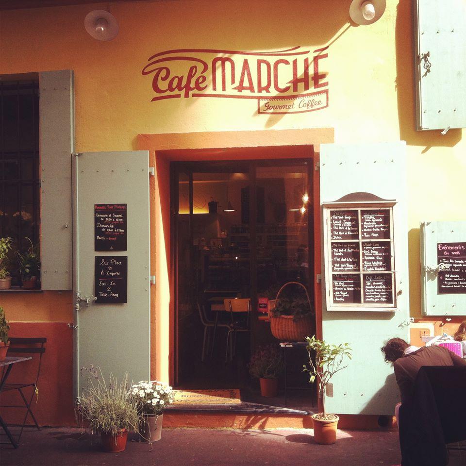 Café Marché Nice