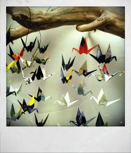 Yathalie Mobiles origami