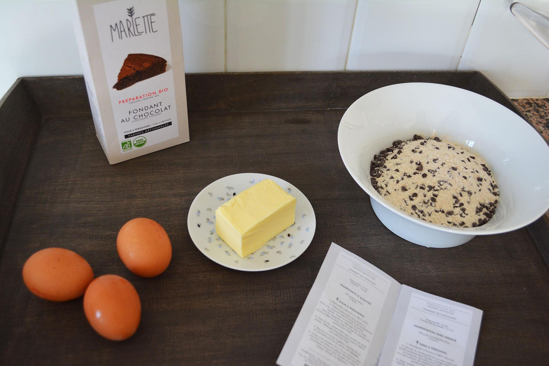 Marlette préparation bio