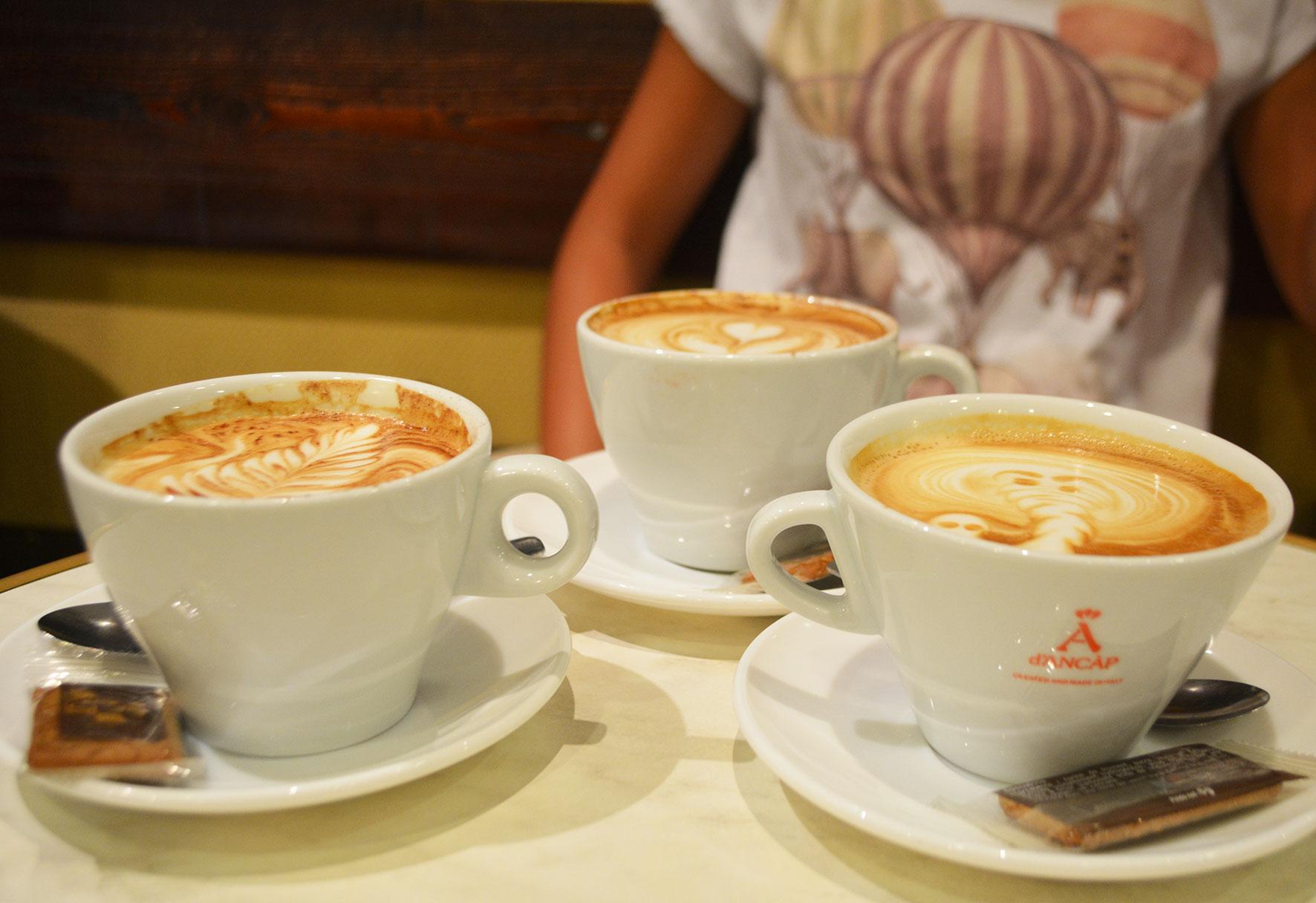 Cafés Indien Nice