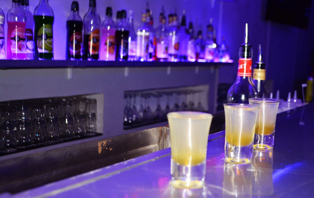 Chupito loco bar Nice