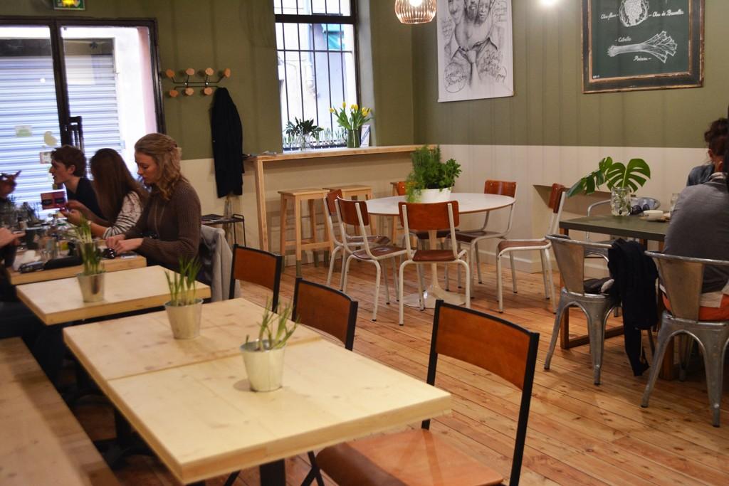 Café Brunch Nice