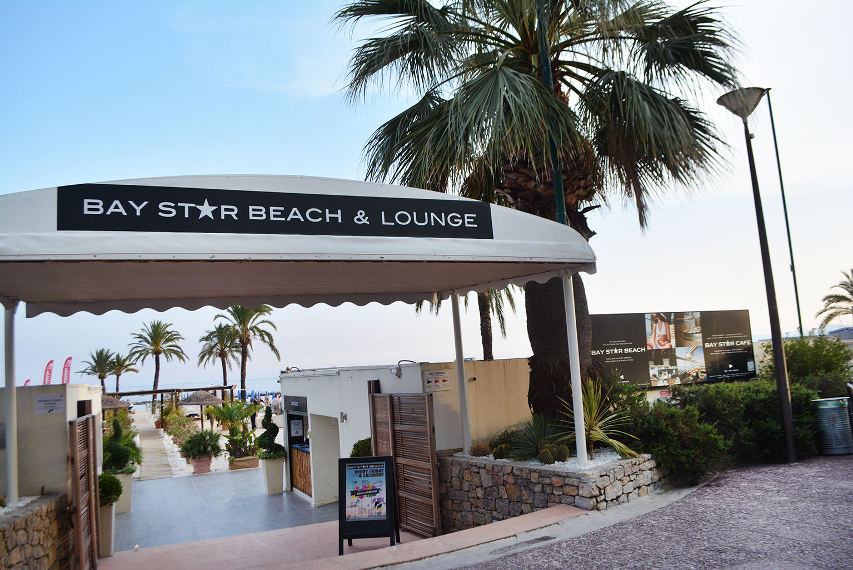Les soir es bbq du bay star beach lounge - Restaurant indien port saint laurent du var ...