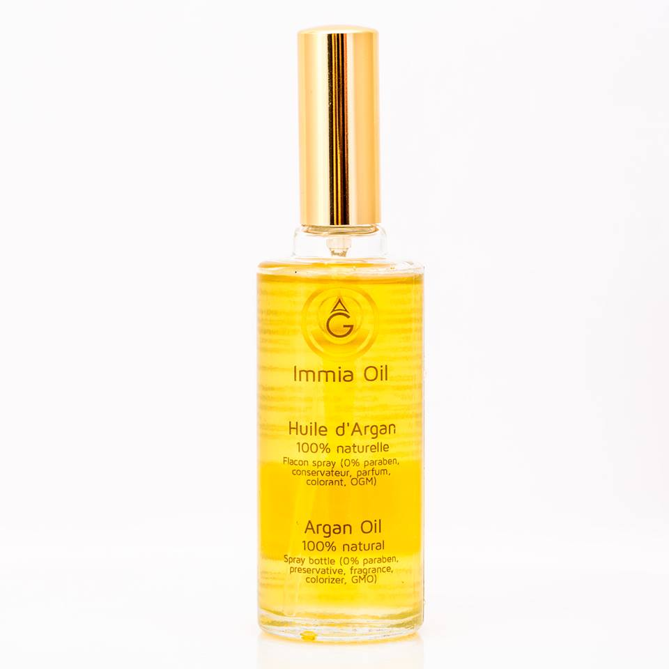 Immia Oil - Huile d'Argan
